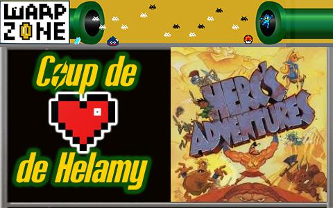 Jeu vidéo coup de cœur de Helamy: Herc's Adventures