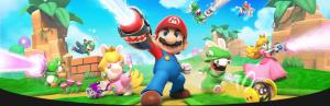 Illustration Mario et les lapins crétins sur switch - Déguisement pour mardi gras