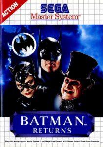 Illustration du jeu vidéo Batman Returns pour la soirée Spéciale BD de Warp Zone
