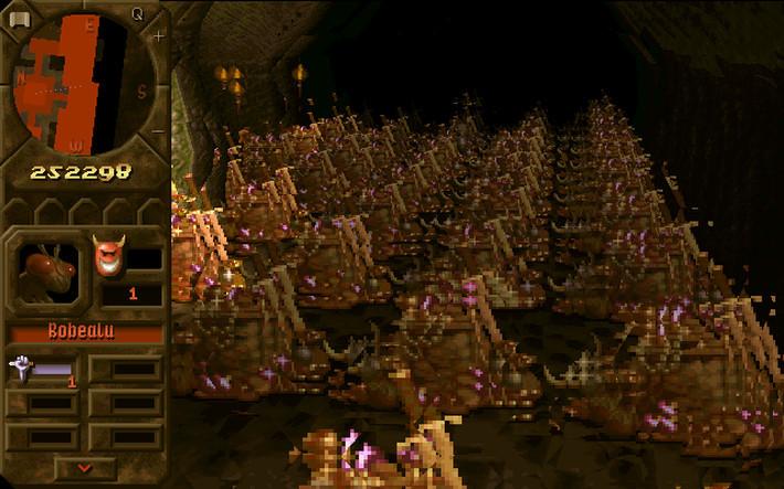 Dungeon Keeper - Salle du Trésor