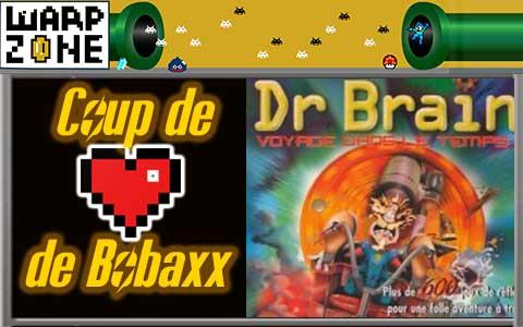 Jeu vidéo coup de cœur de Bobaxx: Dr. Brain voyage dans le temps