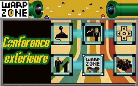 Conférence sur la parentalité et les jeux vidéo