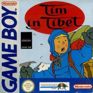 Illustration du jeu vidéo Tintin au Tibet pour la soirée Spéciale BD de Warp Zone