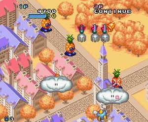 Pop'N TwinBee - Super Nintendo