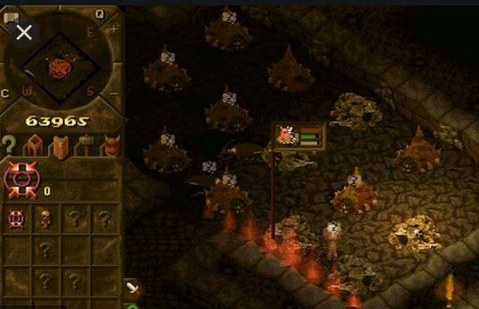 Dungeon Keeper - Antre des monstres