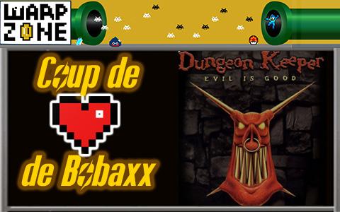 Coup de cœur de Bobaxx: Dungeon Keeper